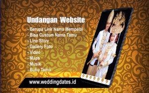 Read more about the article Keuntungan menggunakan Undangan nikah website