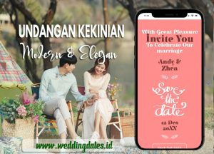 Read more about the article Jasa Pembuatan Undangan Nikah Website Murah